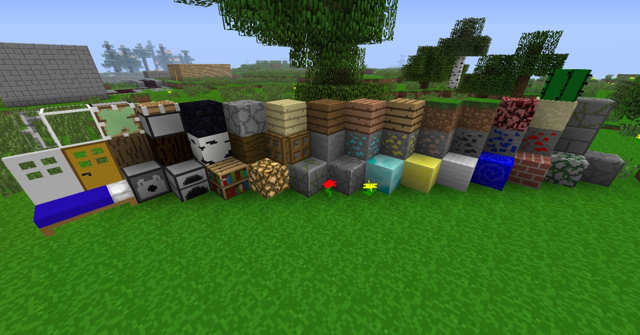 Resource Packs for Minecraft