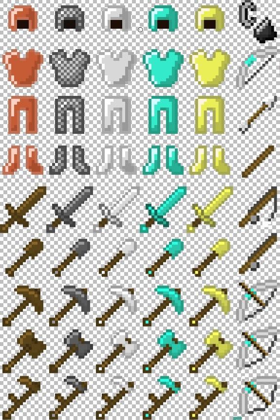 Tools/Armor