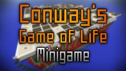 Conway's game of life in minecraft Minecraft Map & Project