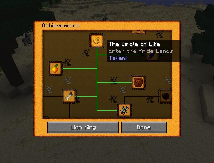 A new set of achievements!