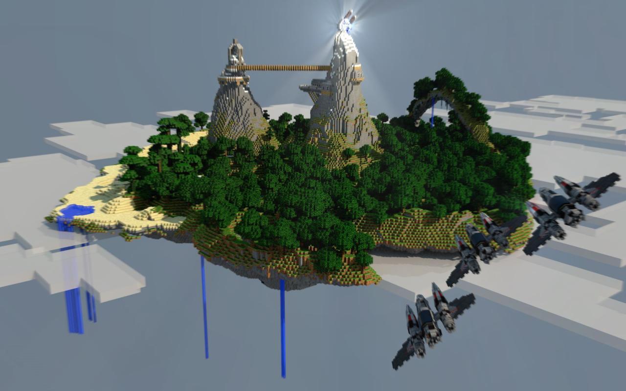 Project Nemesis   Mining Base Au15 Auropa Island