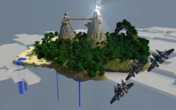 Project Nemesis - mining base Au15 Auropa Island Minecraft Project