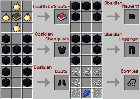Crafting Recipe For Shield