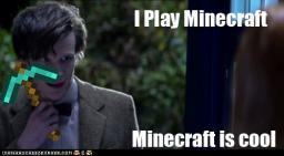 Steve Steve or Someone Else...? Minecraft Blog Post