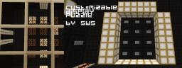 Customizable Display Puzzle Minecraft Project