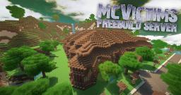 McVictims Freebuild server [1.3.2] Minecraft Server