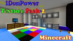 Minecraft iDonPower Texture Pack-2 Minecraft Texture Pack