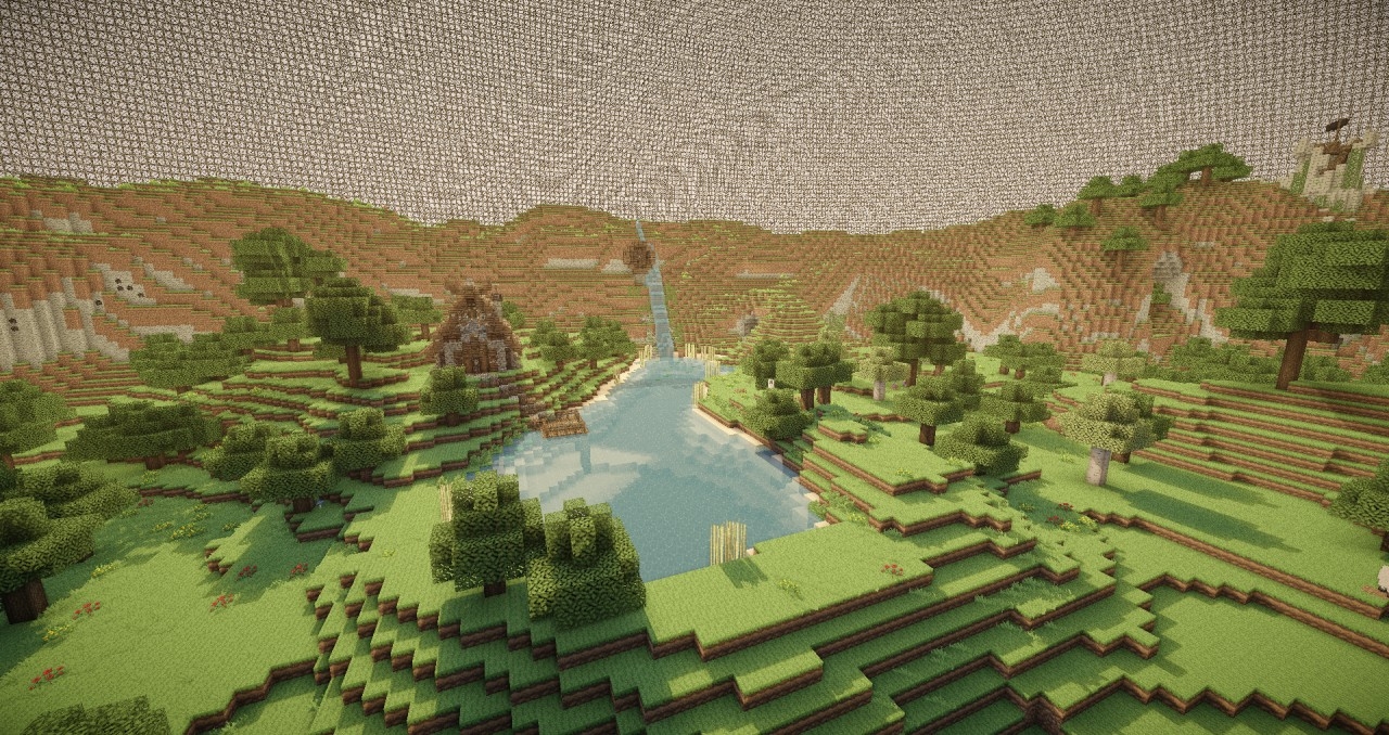 Minecraft The Mini Survival Games Minecraft Project - Minecraft survival spiele