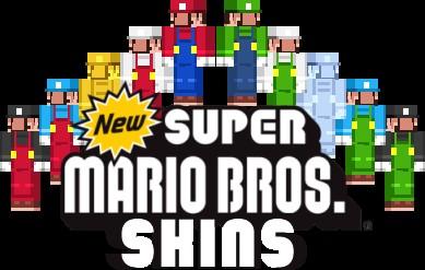 new super mario bros skins minecraft blog