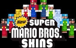 New Super Mario Bros. Skins Minecraft Blog