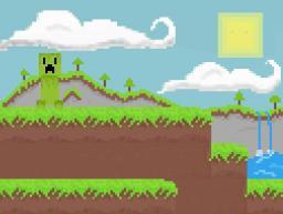 Creeper Pixel art Minecraft