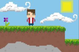 Pixel art Minecraft Blog