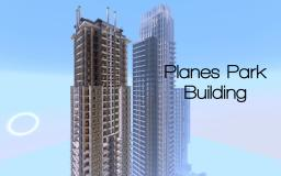 Planes Park Building Minecraft Map & Project