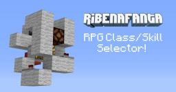 RPG Class/Skill Selector - Compact + Stackable! W/ Tutorial Minecraft