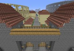 Welcome to Rome.  Welcome to War. Minecraft Server
