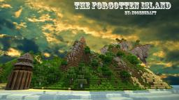 The Forgotten Island .V2 Minecraft Map & Project