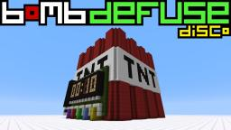 Bomb Defuse Minecraft Map & Project