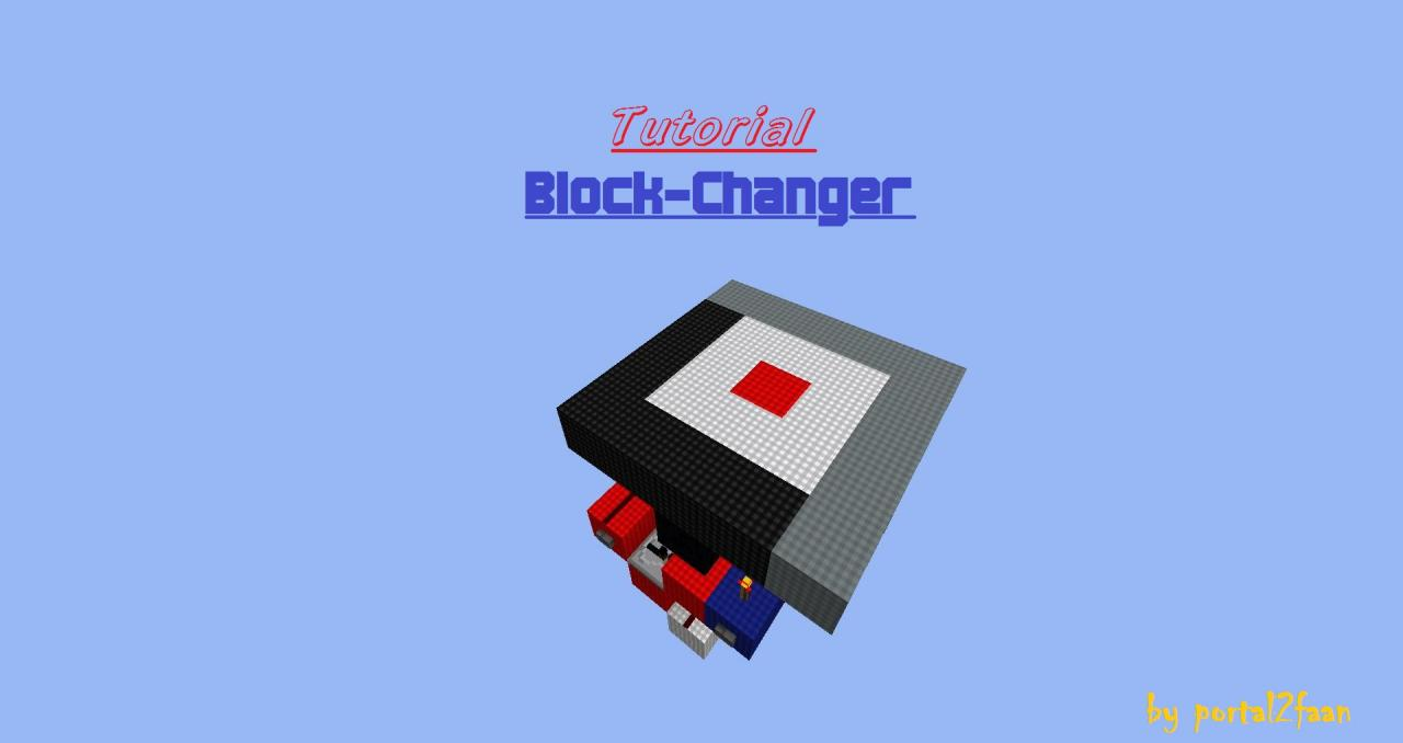 Minecraft Tutorial: Compact and fast floor block swapper ...