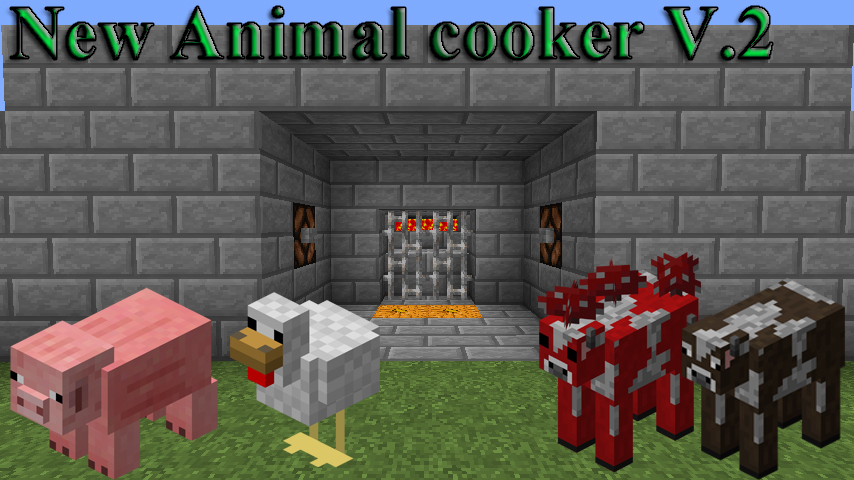how to kill all animals in minecraft