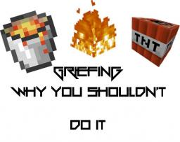 Griefing - Why you shouldn't do it Minecraft Blog
