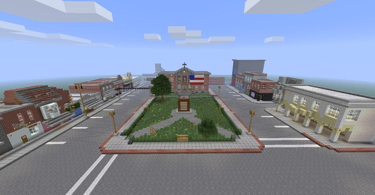 Back To The Future Minecraft Futurecraft Project