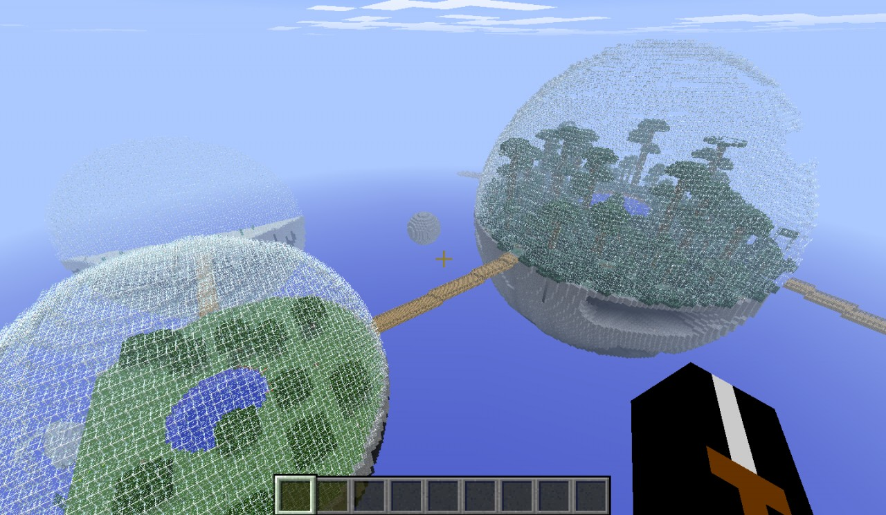 BioSpheres Map