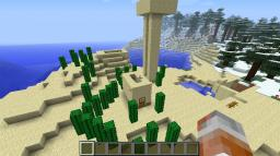 Biome wars-Expansion Minecraft Map & Project