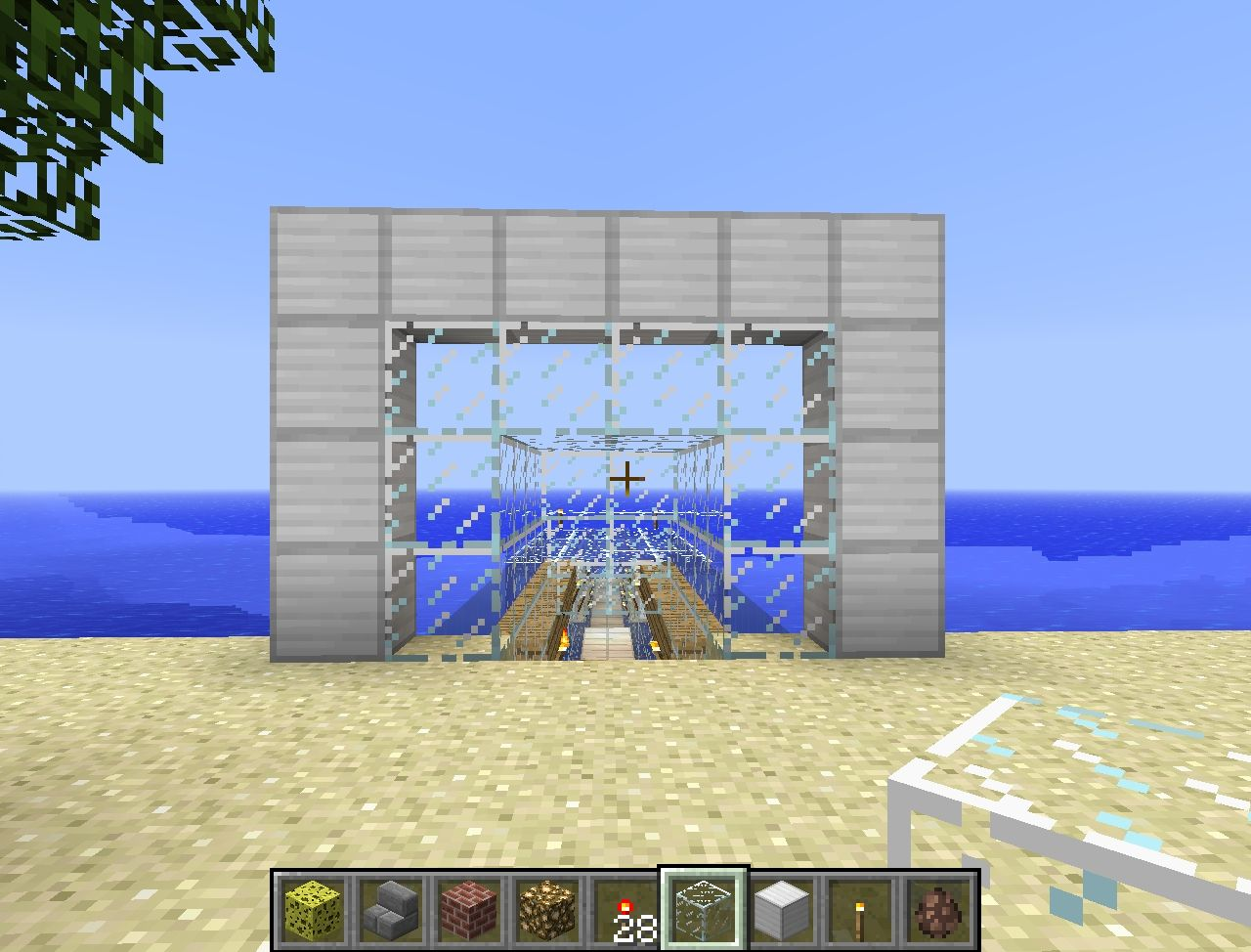 Ocean Biomes House 1 3 1 Minecraft Project