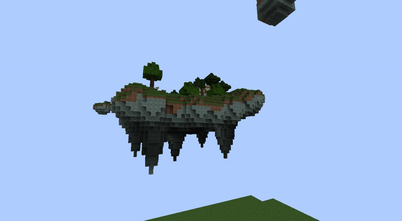 how to build a floating island