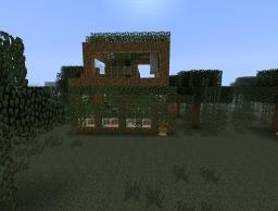 swamp biomes house 1.3.1