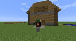 A Cabin Minecraft Project