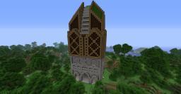 Elfenstone tower Minecraft Map & Project