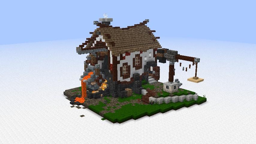 Minecraft Forge...
