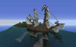 Dutch Ship Of The Line Minecraft Map & Project