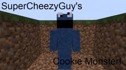 SuperCheezyGuy's COOKIE MONSTER! [ModLoader] Minecraft Mod