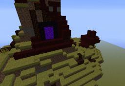 The Terror of Blight Island (Part 1) Minecraft