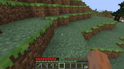 Nice and Simple Health Bar Minecraft Texture Pack