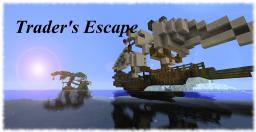 Trader's Escape ~world save~ Minecraft Map & Project