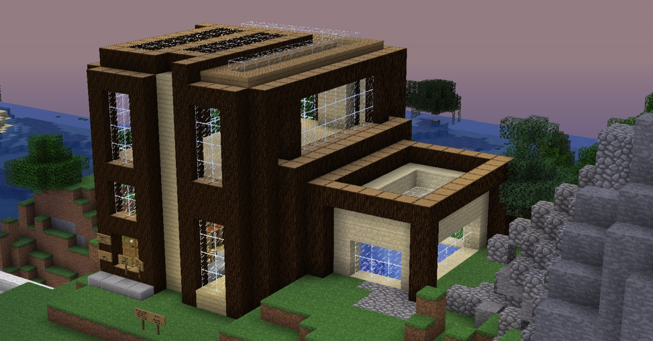 Wooden modern house Minecraft Project on cute small houses to build in minecraft, dark wood house minecraft, small but cool minecraft houses, small wooden boat building plans, easy wood house minecraft, little wooden house minecraft, small suburban houses minecraft, cool wood house minecraft, big wooden house minecraft, modern wooden house minecraft, tiny medieval house minecraft, simple wood house minecraft, great wood house minecraft, ugly wood house minecraft, small wooden house, small simple minecraft houses, stone wood house minecraft, modern wood house minecraft, pretty wood house minecraft, small house in the woods,
