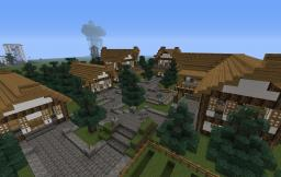 Swiss Village Minecraft Project