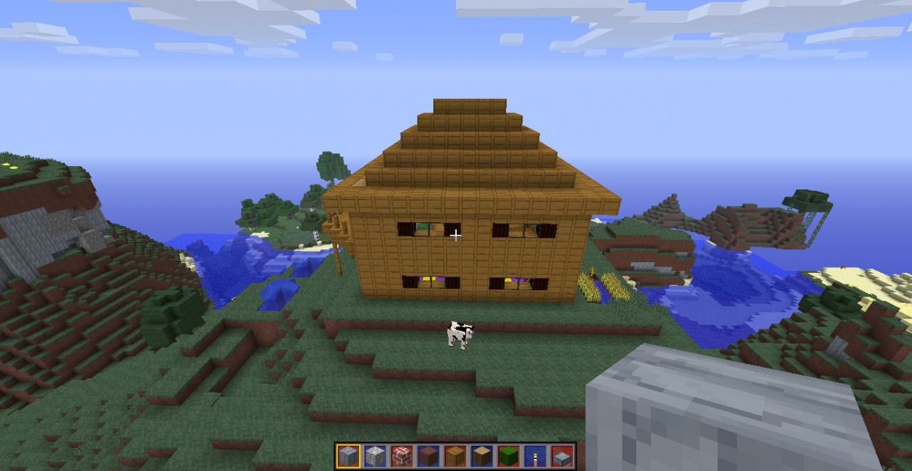 Awesome Minecraft House Minecraft Project