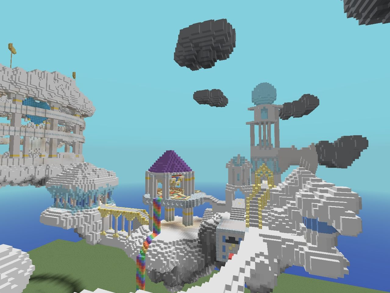 Mlpcloudsdale minecraft project mlpcloudsdale sciox Choice Image