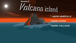 VOLCANO ISLAND Version 2 support for 1.3! Minecraft Map & Project