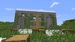 The Dark Hallways Minecraft Map & Project