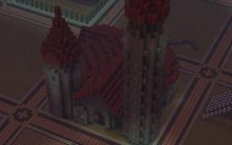 Catstlestein, the cat castle Minecraft Map & Project