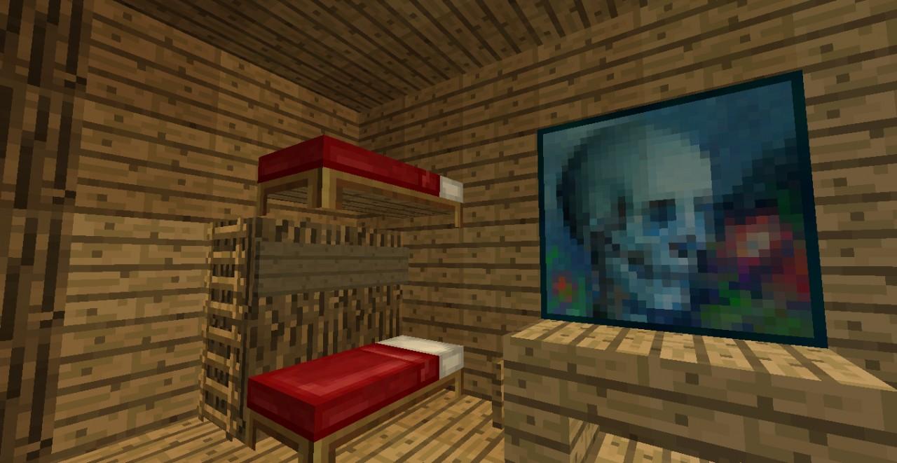 One of da rooms