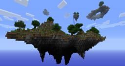 Official Sky Limit Contest Starter Map Minecraft Project