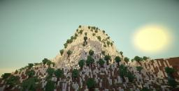 mountain Minecraft