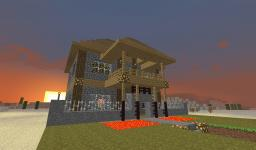 Awesome House 2 Minecraft Map & Project