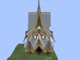 Skyfold Manor Minecraft Map & Project